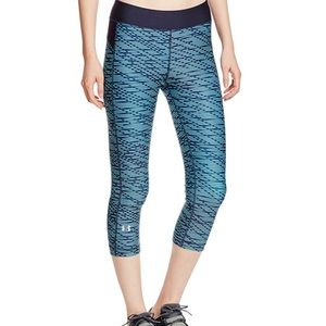 Under Armour - women's cropped leggings (Size S)